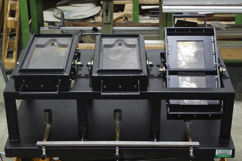 Balestri Technologies - Silver electrolityc refining